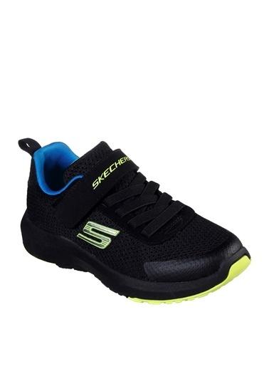 Skechers Skechers 98151L BBLM Dynamic Tread Erkek Çocuk Yürüyüş Ayakkabısı Siyah